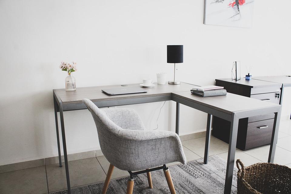 Zuhause  Bürodekoration